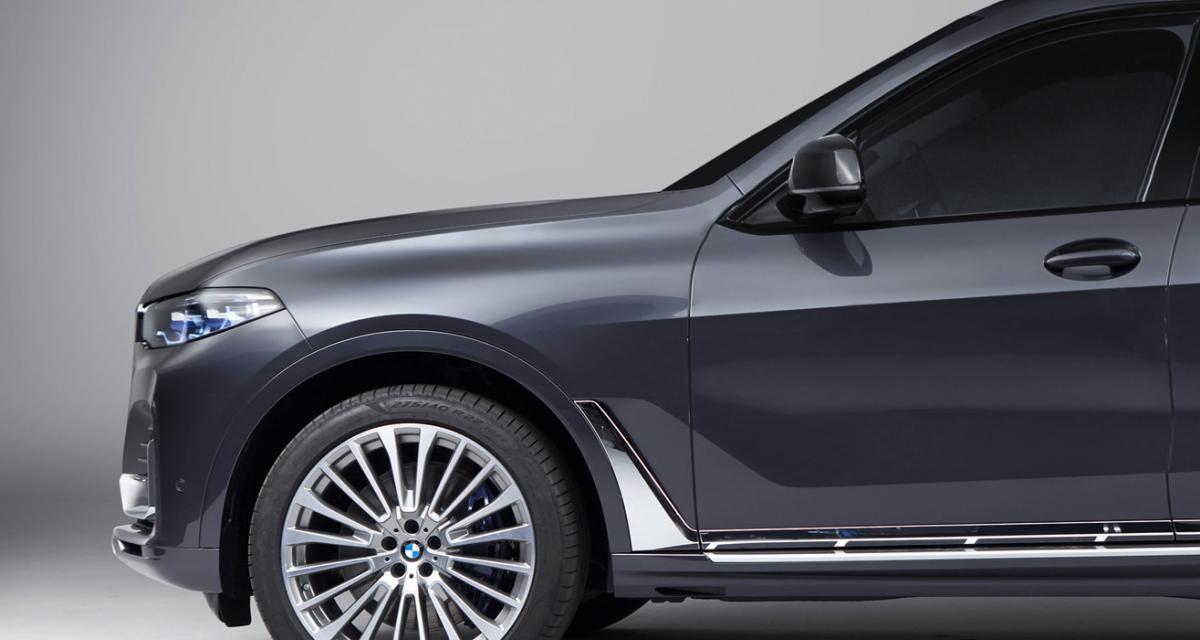 BMW X7 : et maintenant le X8 ?