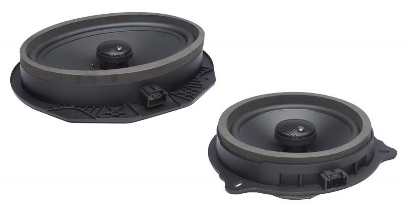 Ford accueille une nouvelle gamme de haut-parleurs plug and play Powerbass