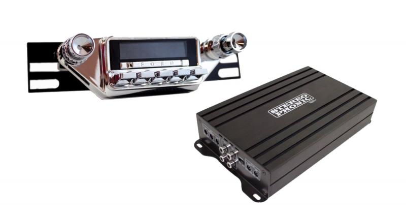 Autoradios, amplis, HP, Retrosound présentera de nombreuses nouveautés au Sema Show