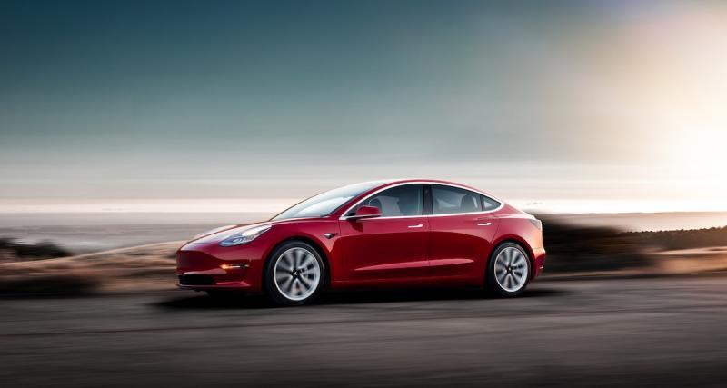 La Tesla Model 3 devient encore moins chère