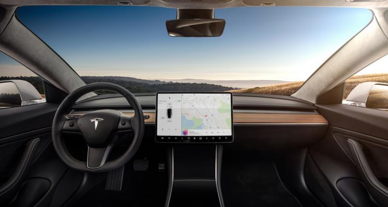 La Model 3 en Europe l'an prochain