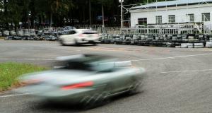 A 241 km/h au volant d'une Porsche : plus de permis !