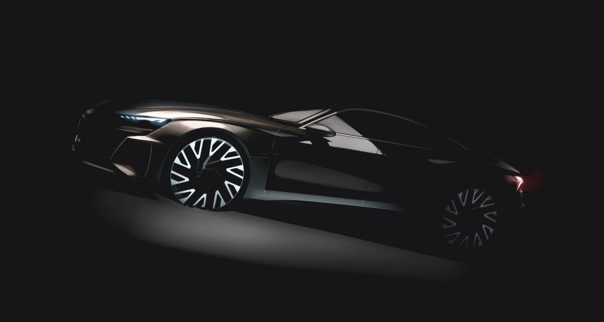 Audi e-tron GT : un responsable confirme la filiation avec la Porsche Taycan