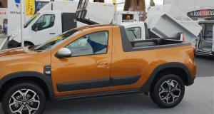 Le nouveau Dacia Duster donne naissance à un pick-up