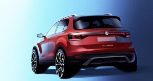 Volkswagen T-Cross : suivez la présentation en direct vidéo