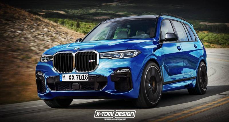 BMW X7 : et pourquoi pas un X7 M ?