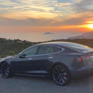 Essai - 4 jours en Tesla Model S P100D : l'angoisse électrique ?
