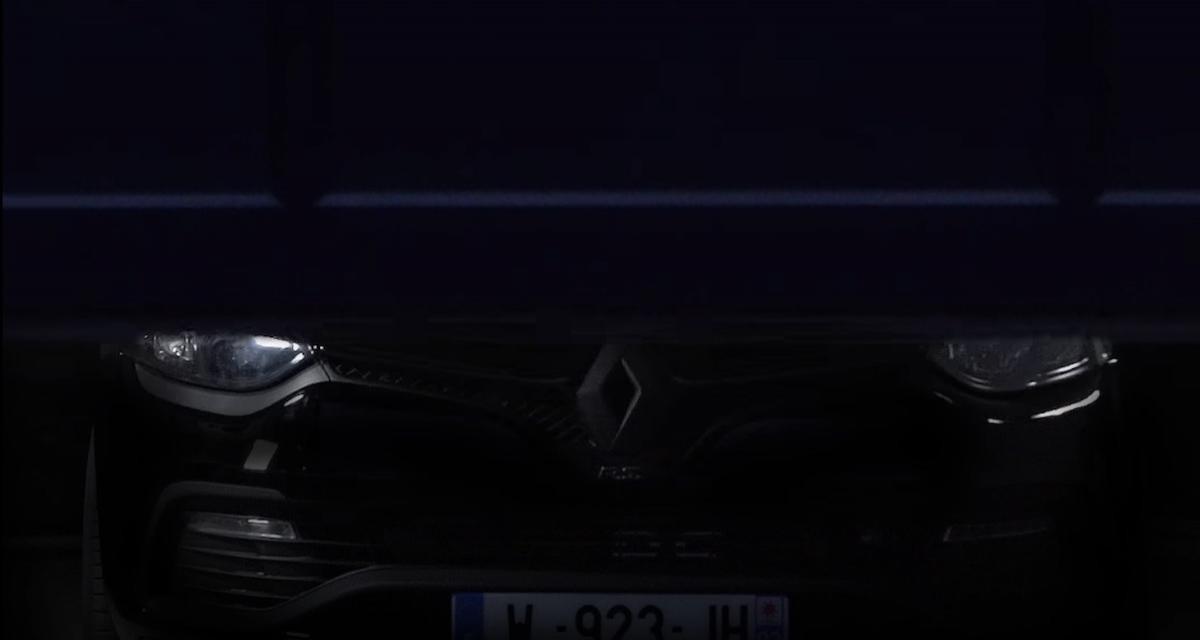 Une nouveauté Renault Sport la semaine prochaine