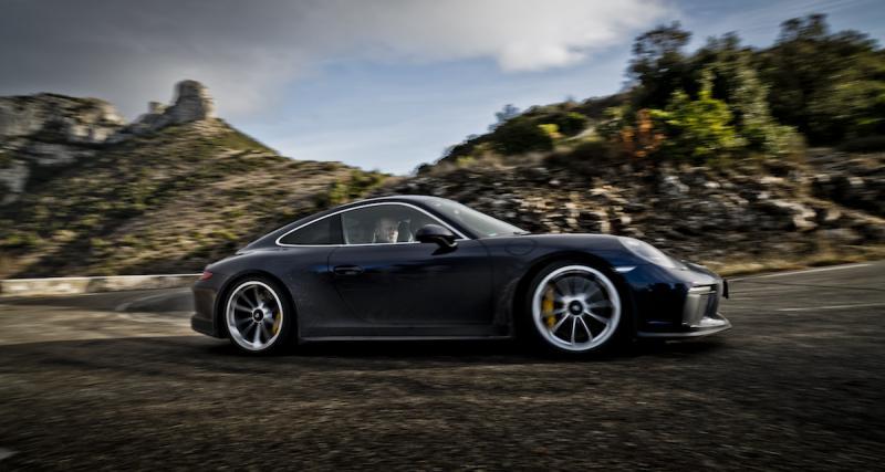 La future Porsche 911 GT3 conserve la boîte mécanique !