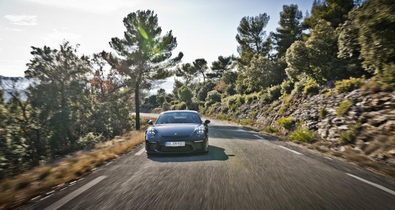 La 911 GT3 en mars 2019 ?