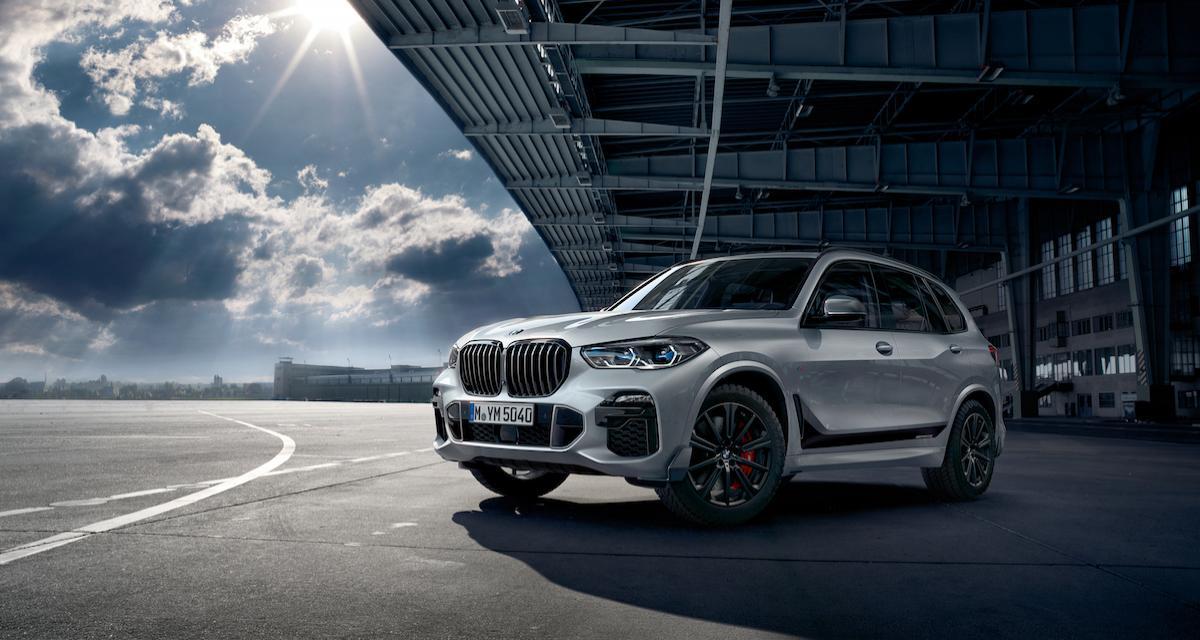 🎥 BMW X5 : le traitement M Performance débarque