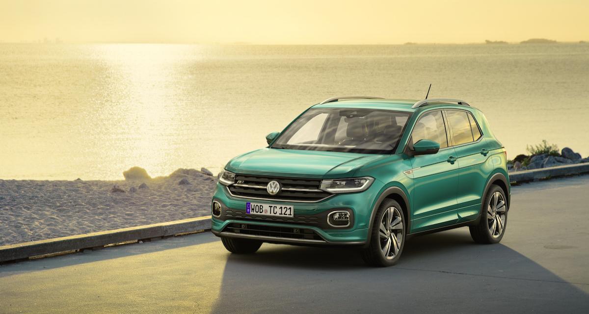 📷 Volkswagen T-Cross: toutes les photos de la première mondiale du SUV