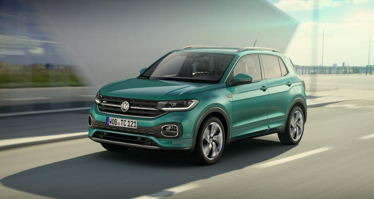 Volkswagen T-Cross : tout savoir sur le plus compact des SUV Volkswagen