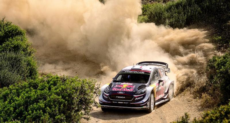 WRC : le titre de champion du monde se jouera en Australie