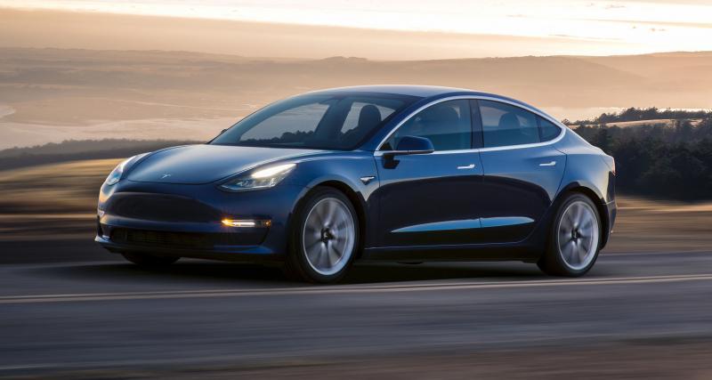 La Tesla d'entrée de gamme dans 6 mois