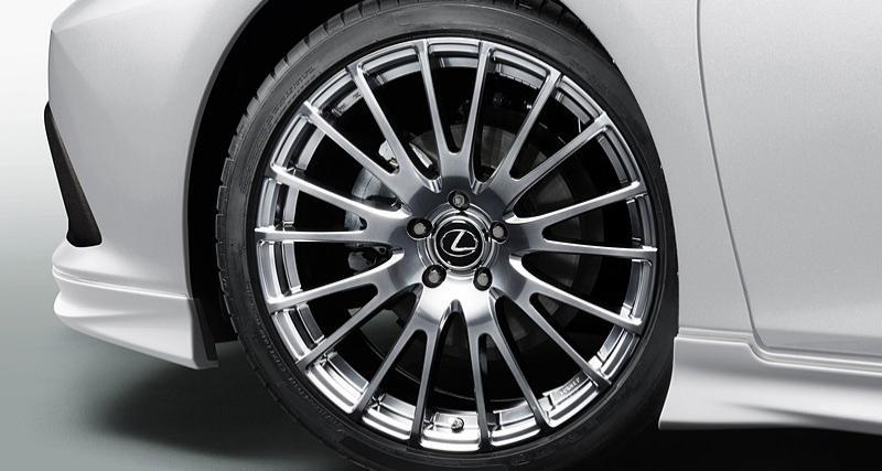 "À quand la ""vraie"" Lexus ES F ?"