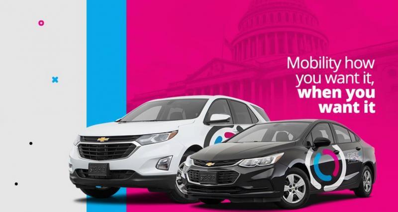 PSA lance son service d'autopartage à Washington