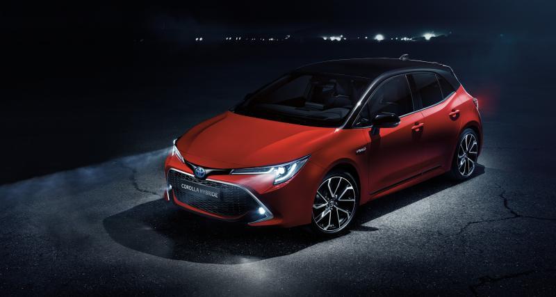 Nouvelle Toyota Corolla : les tarifs de la compacte hybride en détails
