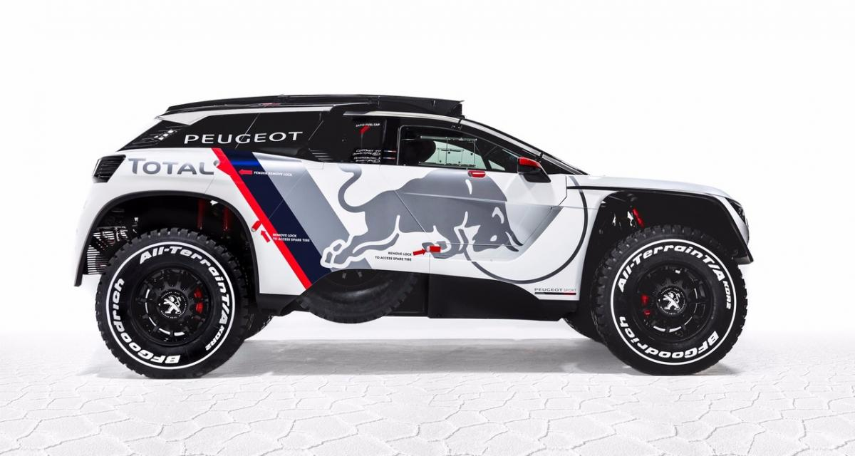 dakar 2019 s bastien loeb de retour avec une peugeot priv e. Black Bedroom Furniture Sets. Home Design Ideas