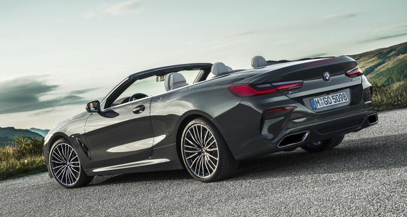 BMW Série 8 Cabriolet : Munich souffle fort