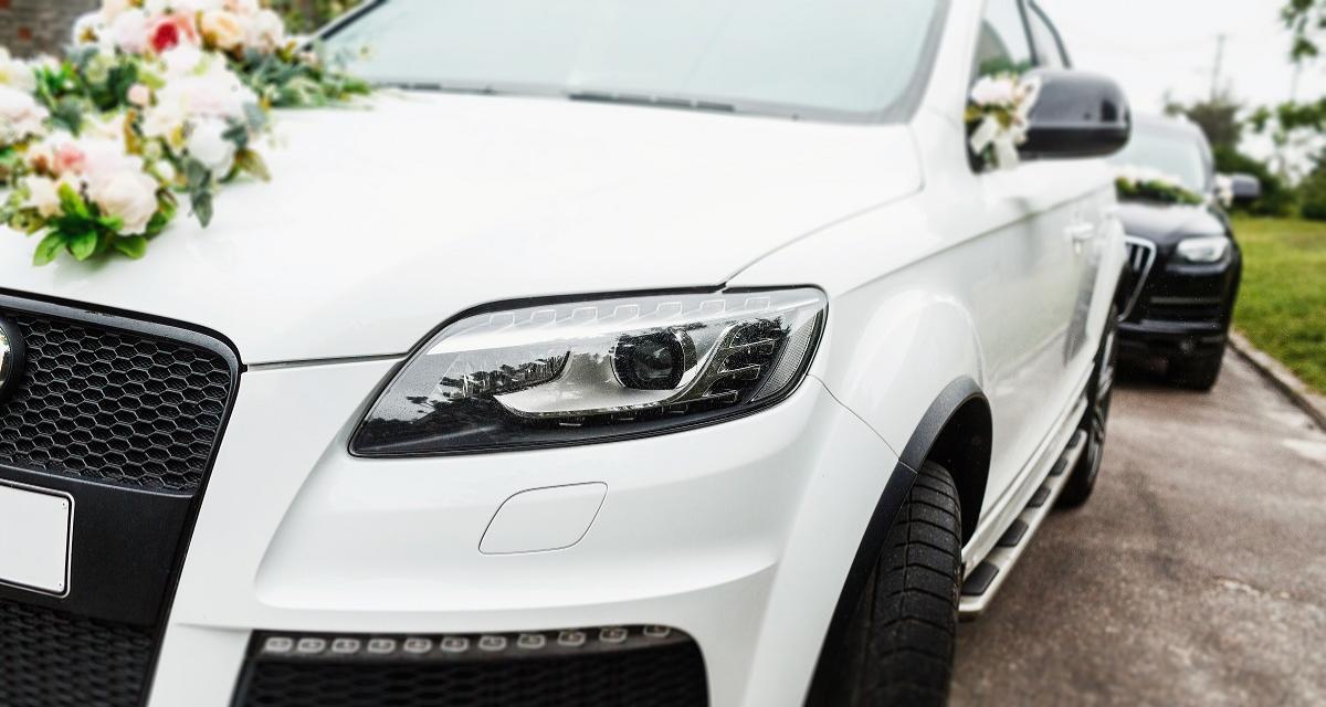 Dot de mariage : un homme d'affaires promet 3 voitures V8