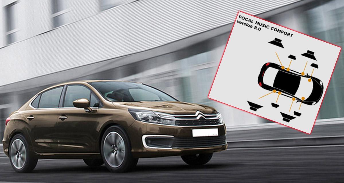 """Le son Focal """"plug and play"""" pour votre Citroën"""