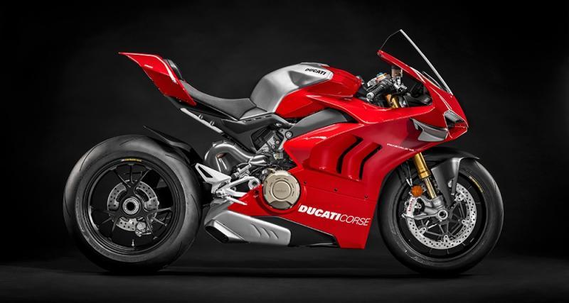 📷 Ducati Panigale V4R : les photos officielles de la sportive