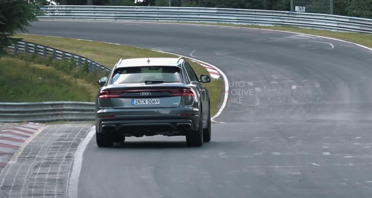 Audi SQ8 : le Diesel mort-né ? (vidéo)