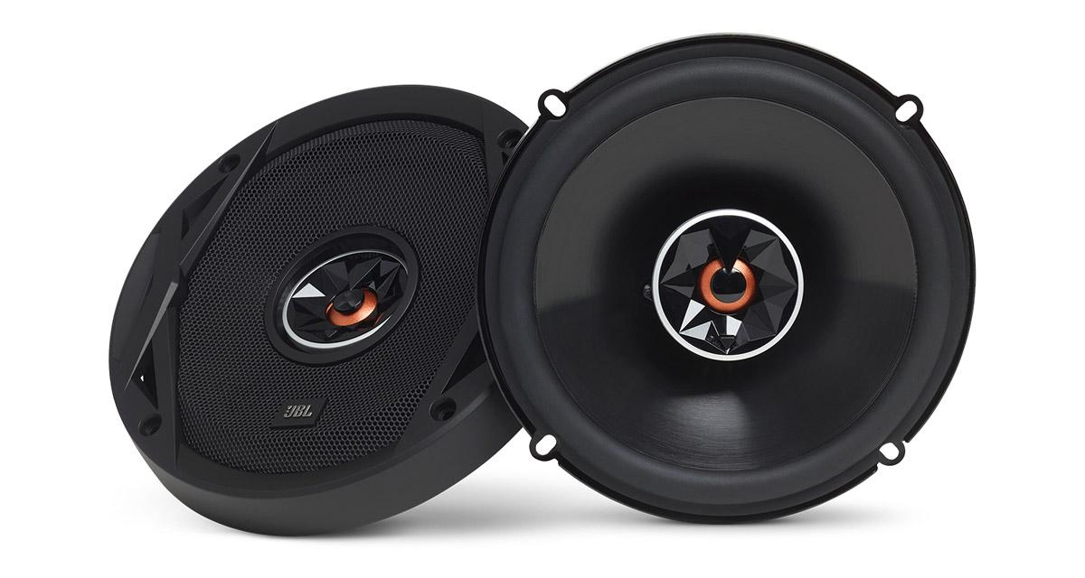 Le son JBL dans un coaxial facile à installer et accessible