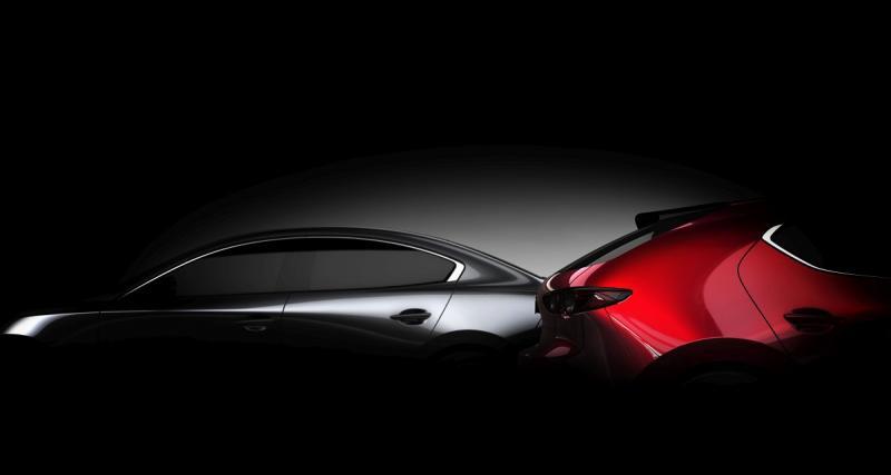 Nouvelle Mazda3 : deux modèles présentés à Los Angeles