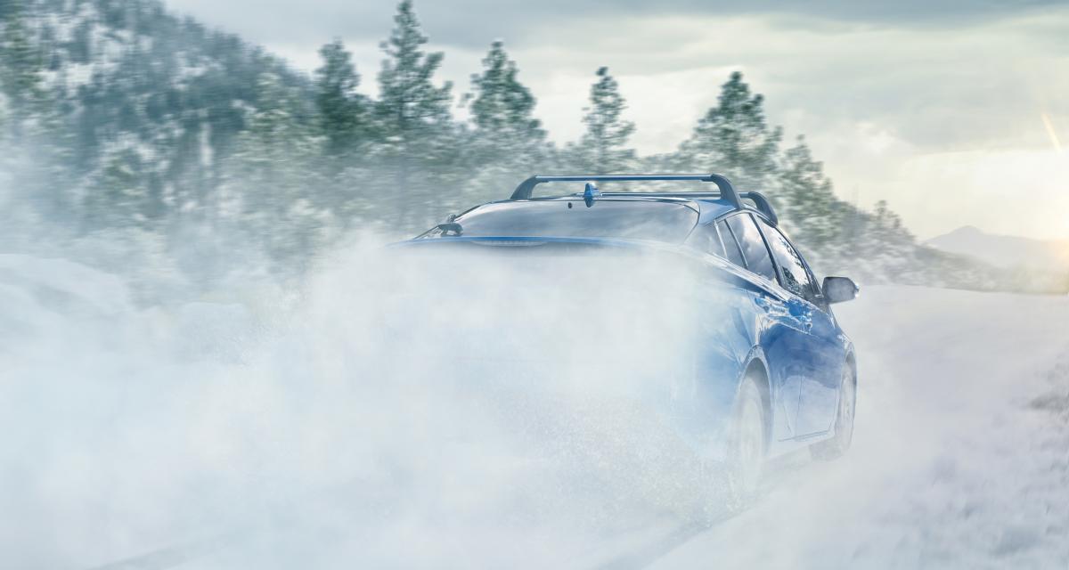 La Toyota Prius va s'offrir quatre roues motrices