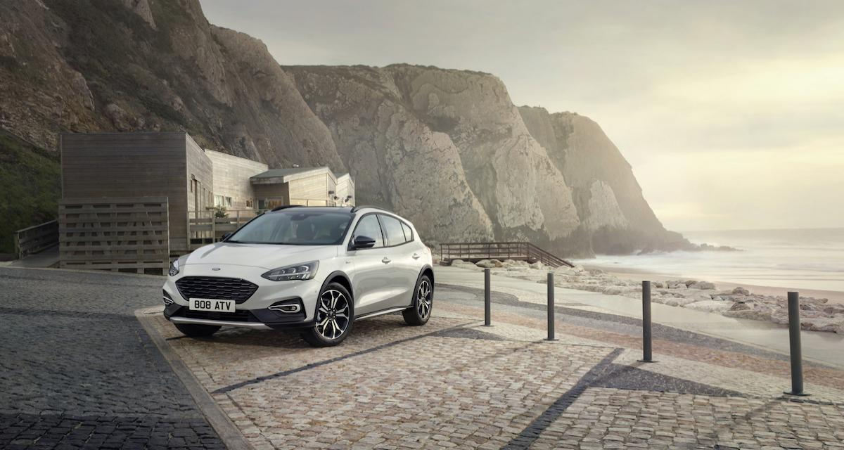 Ford Focus Active : les prix de la version baroudeuse