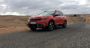 Essai du Citroën C5 Aircross : nos impressions au volant