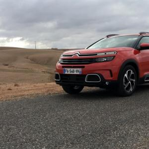 Essai du Citroën C5 Aircross au Maroc : nos impressions au volant