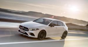 Mercedes Classe A : lancement des gros Diesel A 200 d et A 220 d