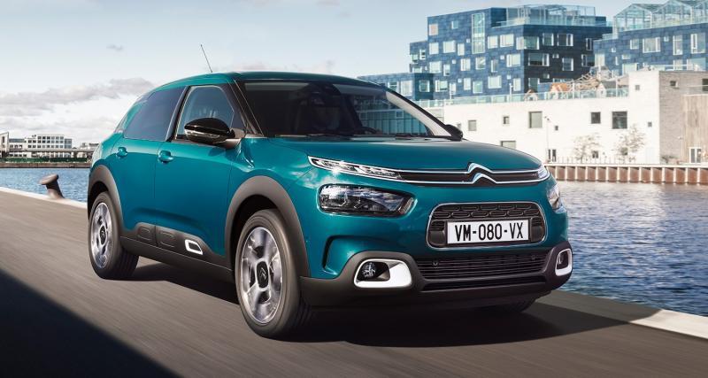Le prochain Citroën C4 Cactus sera électrique