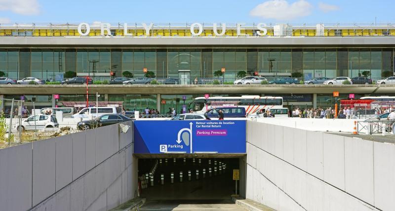 Blocages du 17 novembre : Val-de-Marne (aéroport d'Orly)