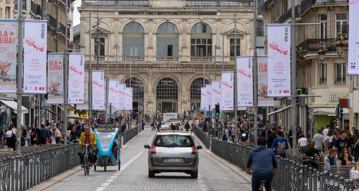 17 novembre : les blocages à Lille et dans le Pas-de-Calais