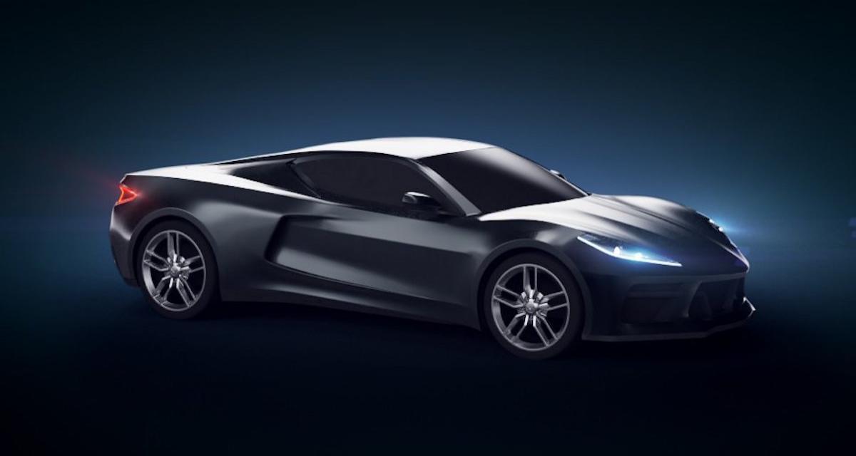 La future Chevrolet Corvette sera-t-elle vraiment comme ça ?