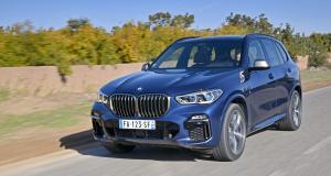 Nouveau BMW X5 : retrouvez notre essai au Maroc