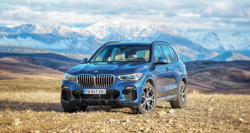 Essai du BMW X5 xDrive 30d: nos impressions au volant du SUV premium