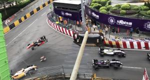 L'effroyable crash de Sophia Flörsch au Grand Prix de Macao en F3 en vidéo
