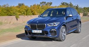 BMW X5 : toutes les photos du nouveau SUV