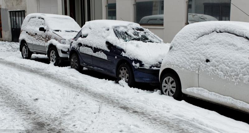 Circulation : attention à la neige sur les routes ce mardi