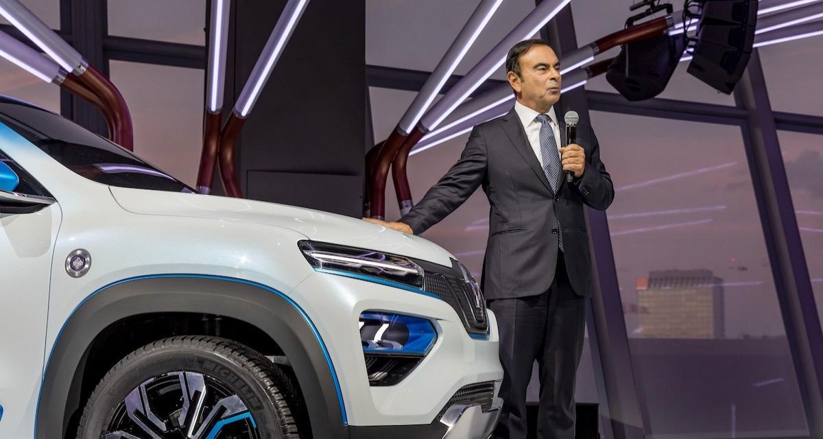Nissan veut la démission de Carlos Ghosn