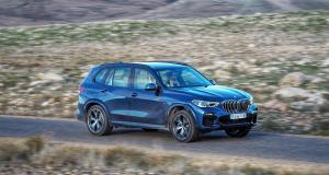 Nouveau BMW X5 : toutes les photos de notre essai