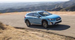 Subaru dévoile sa première hybride rechargeable