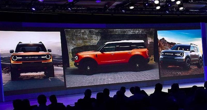 Ford Bronco : un petit-frère nommé Puma ?