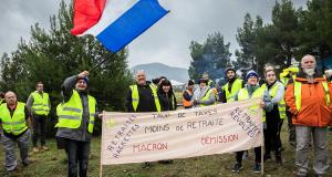 Gilets jaunes : 5e jour de blocages, la Vendée ne lâche rien
