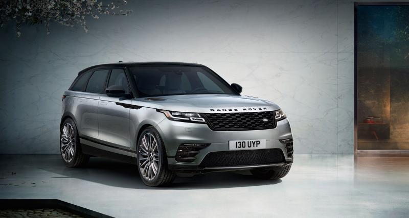 Nouveau Range Rover Evoque : un petit air de Velar